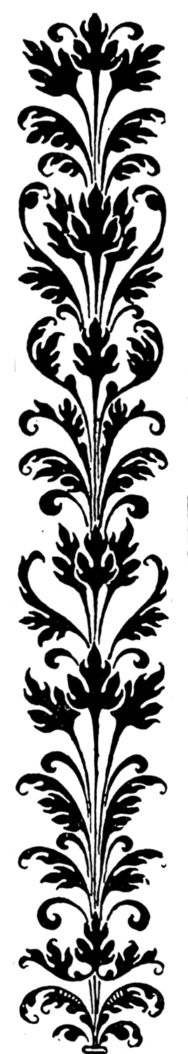 Victorian Ornaments and Borders