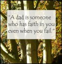 Quote for father's day