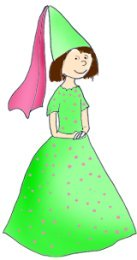 princess party clip art