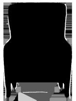 armchair silhouette