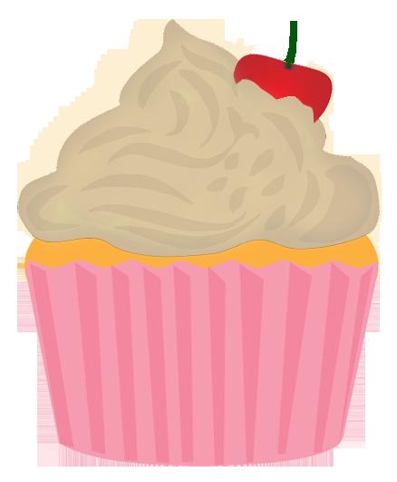 cupcake for tea or coffee