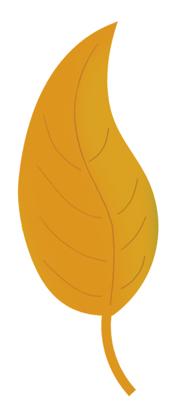 fall leaves drawing