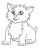 Cat Clip Art Cat Sketches Cat Drawings Graphics