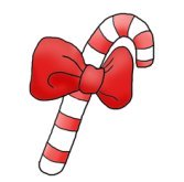 Christmas pictures clip art sweets