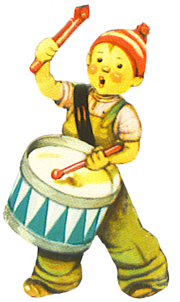 boy with drum