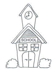 School clipart building