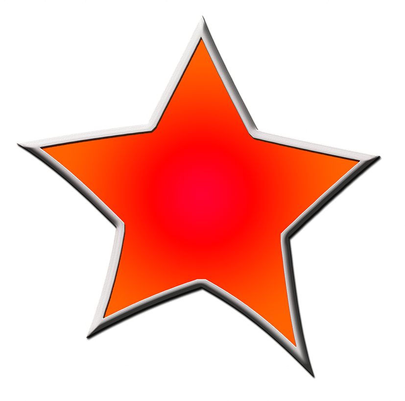 red star image