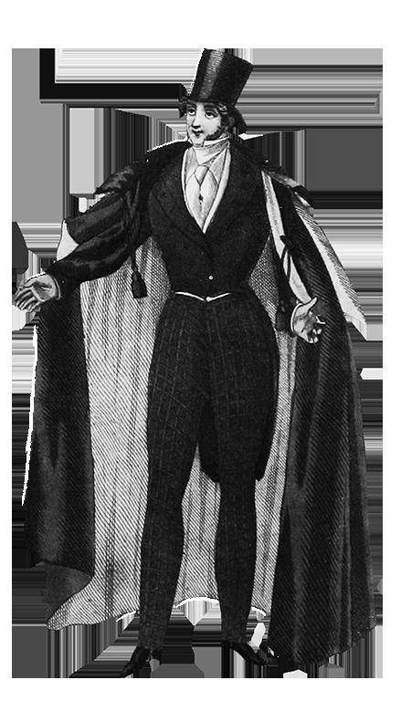 gentleman's dress
