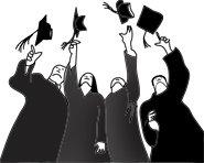 precious moments clipart graduation