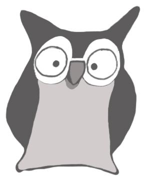 owl clip art drawing funny owl