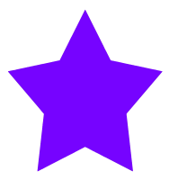 Star clipart for Afx templates