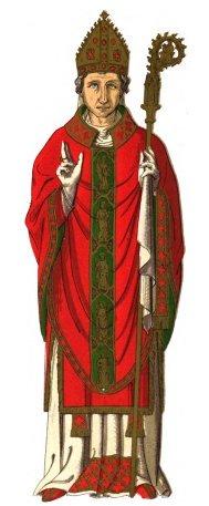 English bishop 14th century