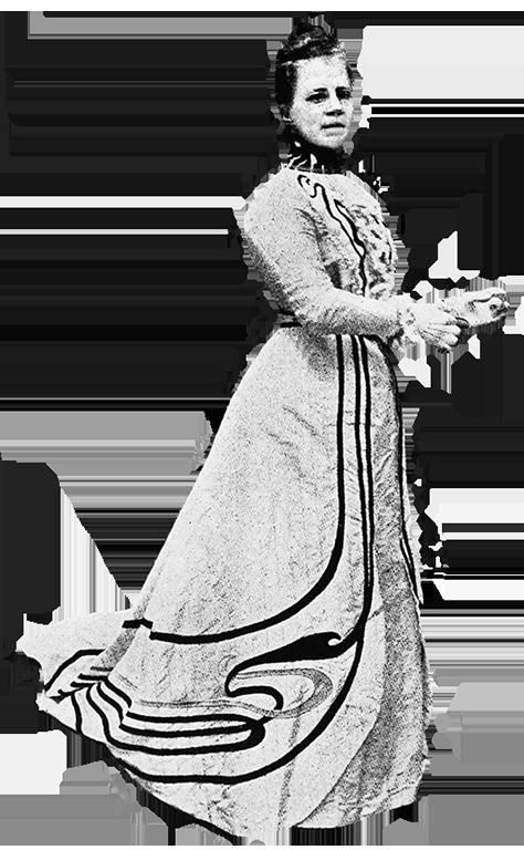 late Victorian evening dress 1900