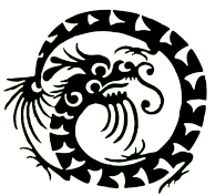 cool dragons clipart
