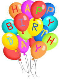 birthday clip art and free birthday graphics rh clipartqueen com free clipart images birthday balloons free birthday clipart pictures