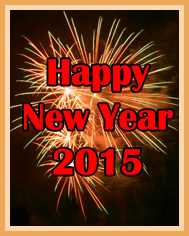 2015 New Year greeting