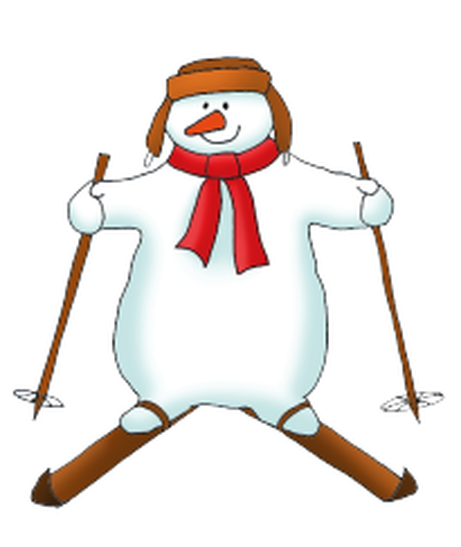 clipartqueen-snowman