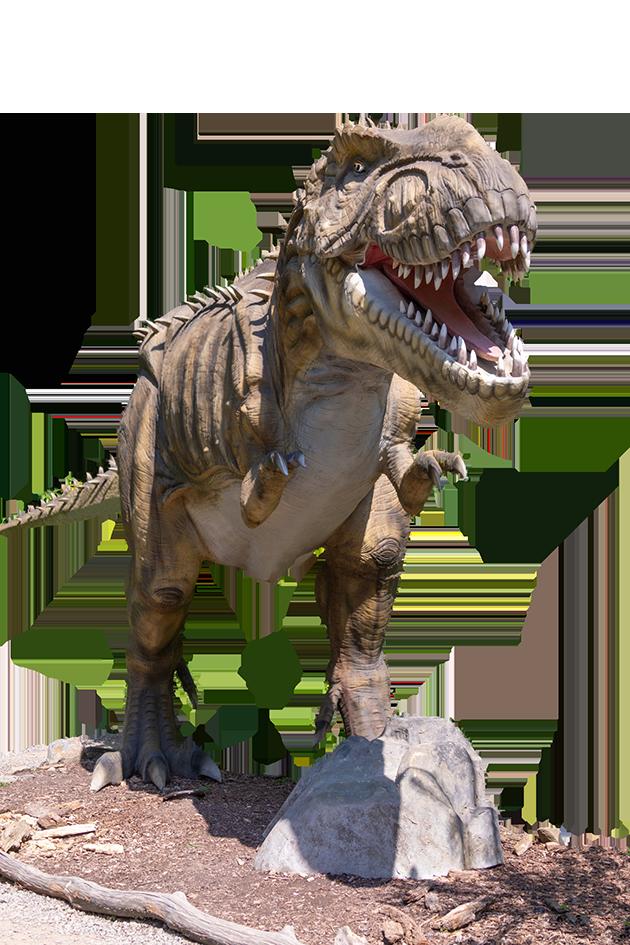 Roaring Tyrannosaurus Rex