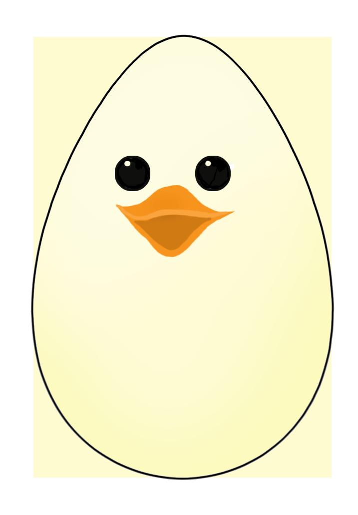 free Easter clip art egg