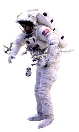 astronaut floating in space clipart - photo #29