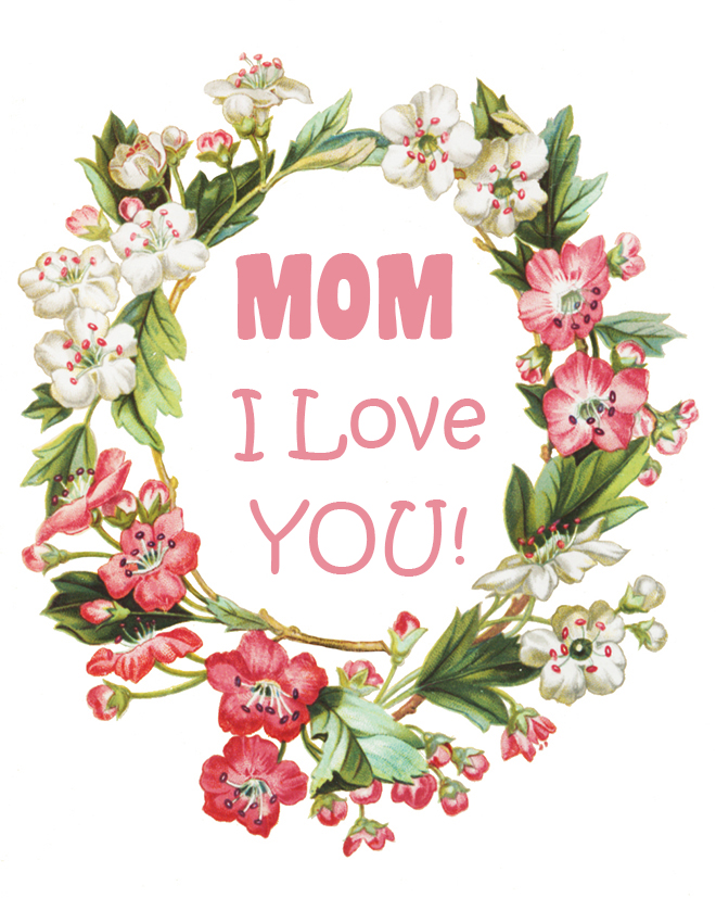 clipartqueen mother's day image