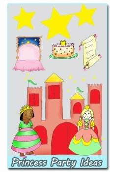 birthday party for kids princess party