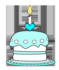 cupcake birthday cake one candle