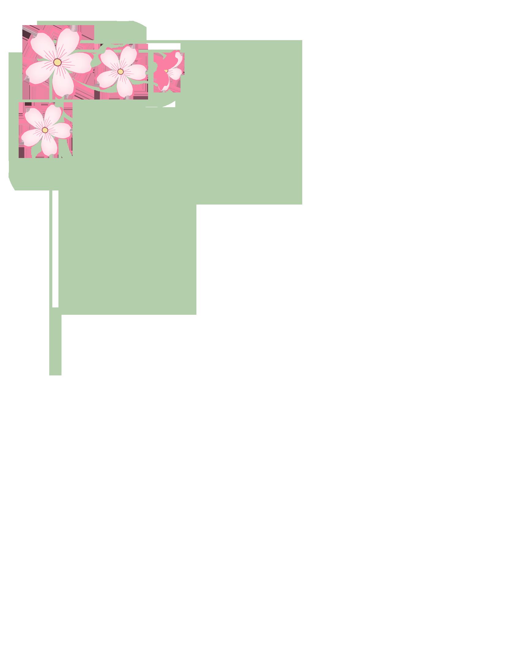 pink flowers flower corner