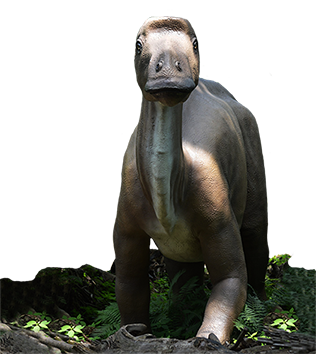 dinosaur cut-out from dinosaur picture