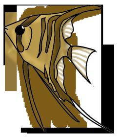 Scalare fish