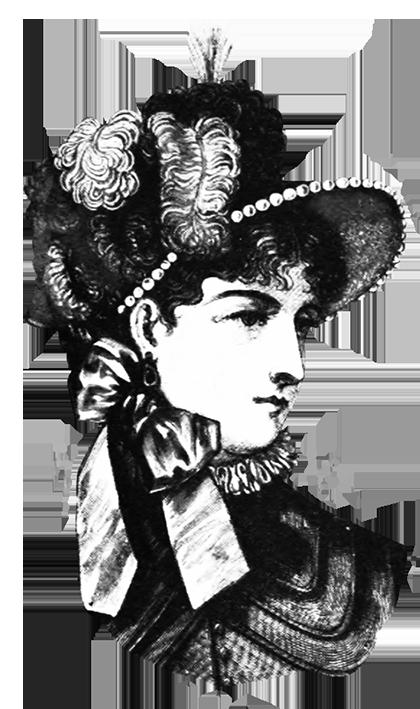 ladies dress hats fashion bonnet