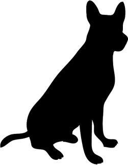 shaefer male silhouette