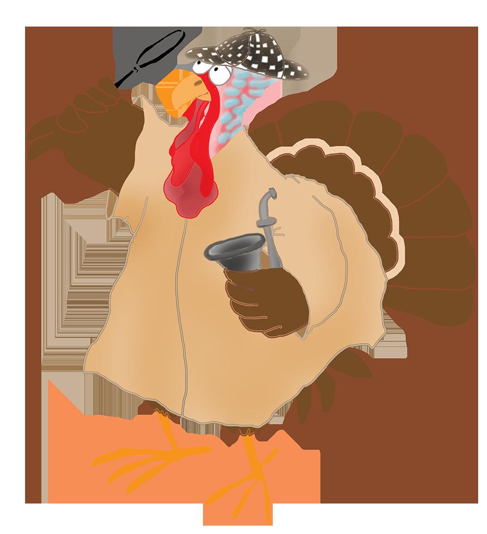 Thanksgiving murder mysteri