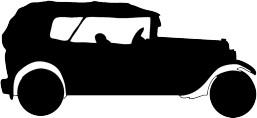 silhouette automobile