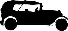 silhouette automobile
