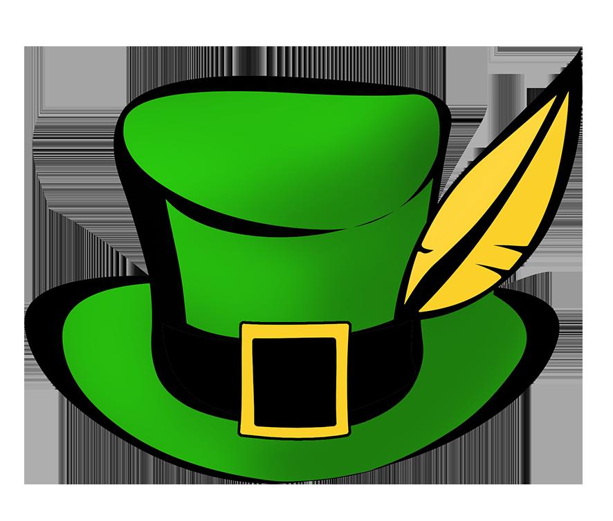 Leprechaun hat for St. Patrick's