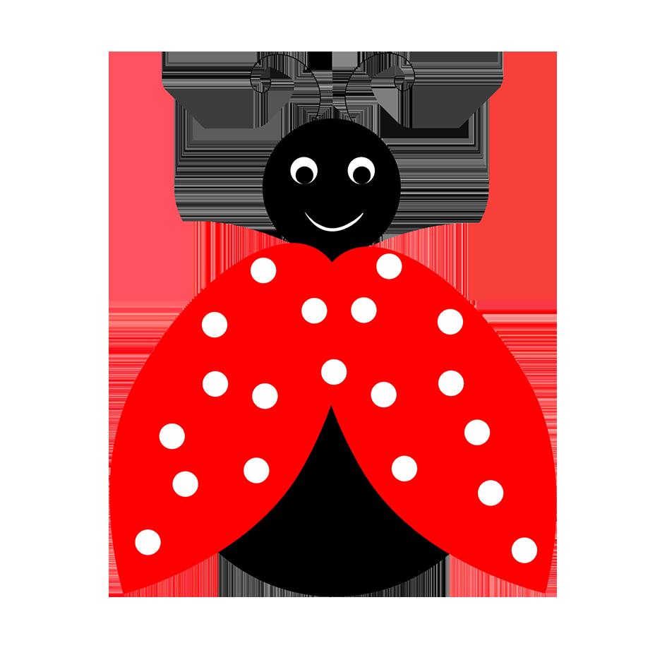 cartoon ladybird drawing