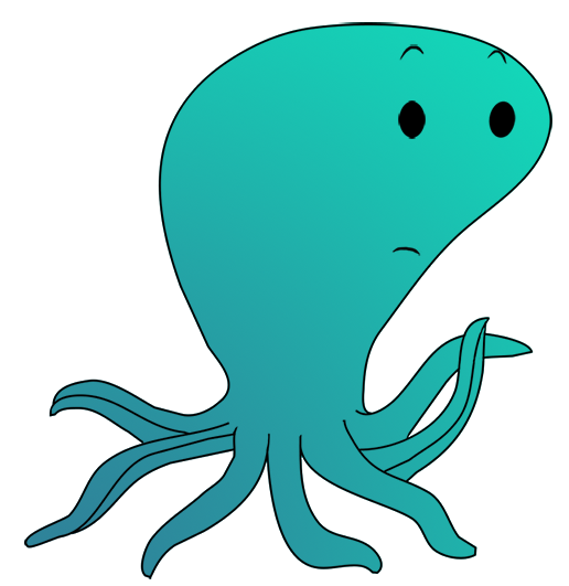 discontented octopus