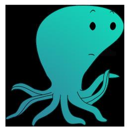discontented octopus