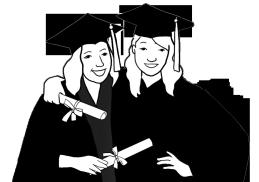 graduation-clipart-friends-graduating