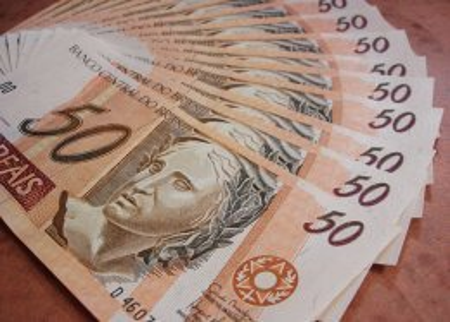 banknotes Banco de Brazil
