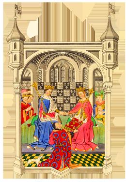 Queen-Margaret-recives-book