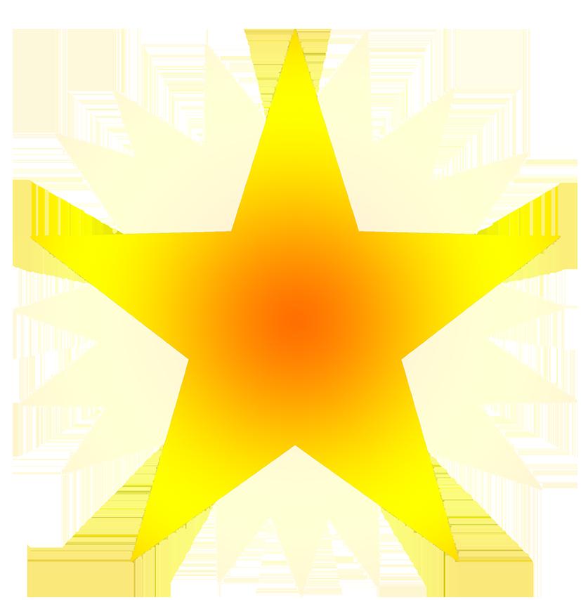 clipart stars on stars