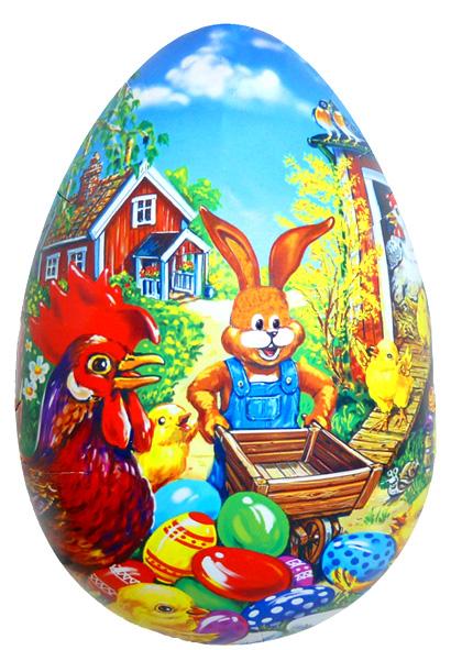 Easter egg paper
