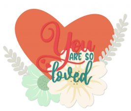 you are so loves image for Valentine