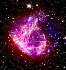 stars and strange view