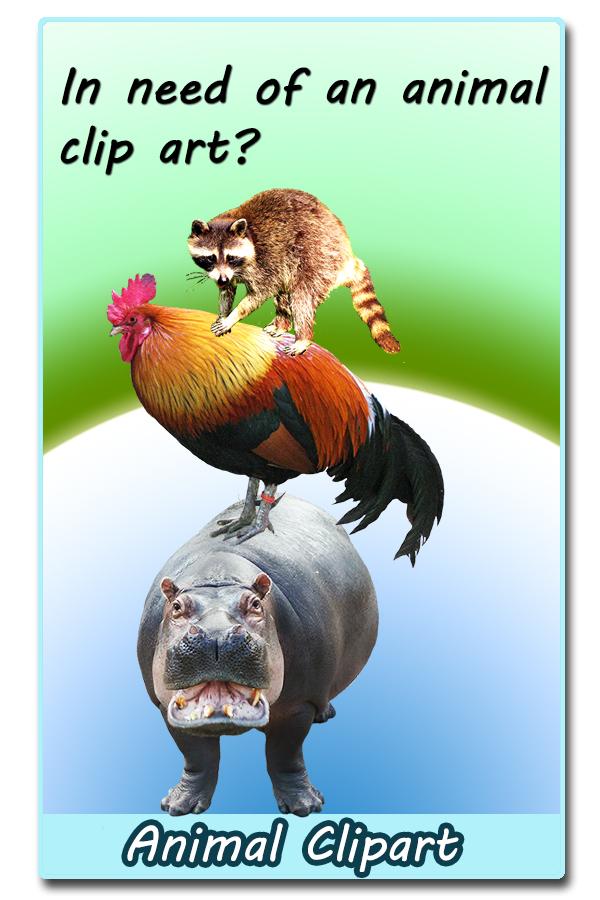 Animal clip art picture