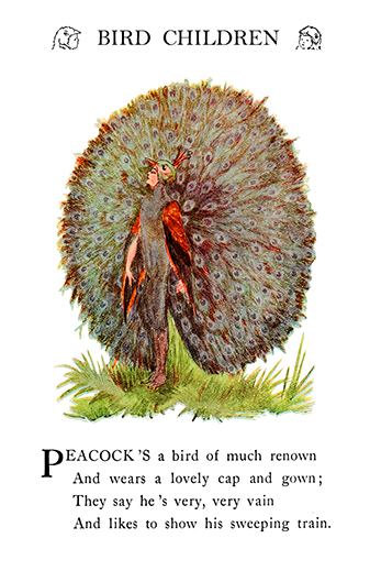 bird children my books