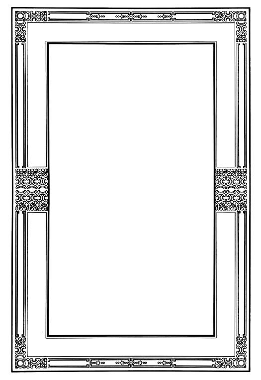 smaller Victorian frames