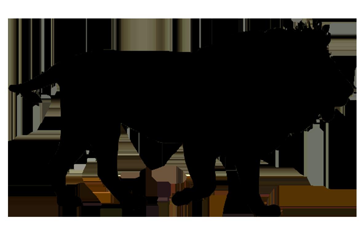 liion silhouette